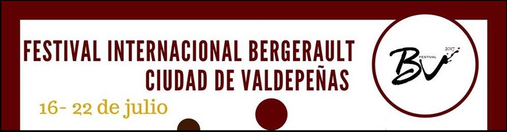 Información completa del Festival Internacional Bergerault Ciudad de Valdepeñas