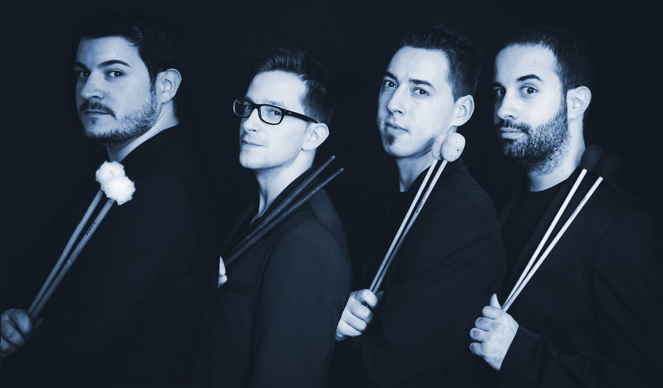 Boost Grupo de Percusión, participante en el Festival Internacional Bergerault Ciudad de Valdepeñas