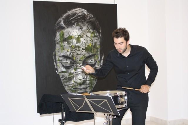 Actuación de Sergio Astasio