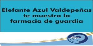 Información de la farmacia de guardia en Valdepeñas