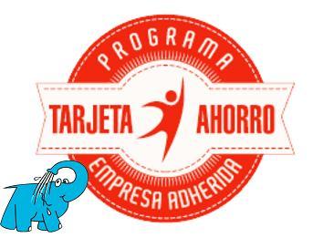 Información sobre Tarjeta Ahorro y Elefante Azul Valdepeñas