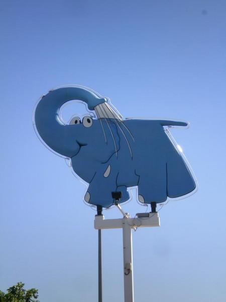 Imagen Elefante Azul Valdepeñas