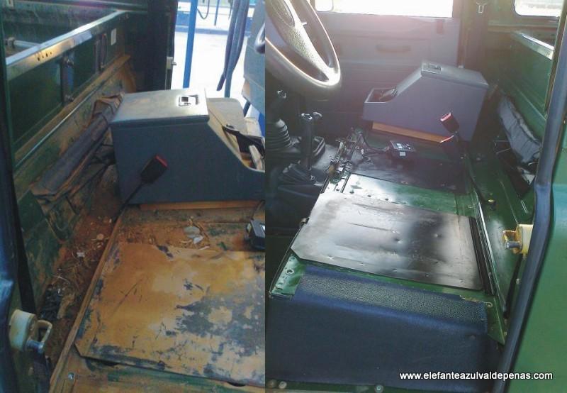 Limpieza de vehículos en Elefante Azul Valdepeñas