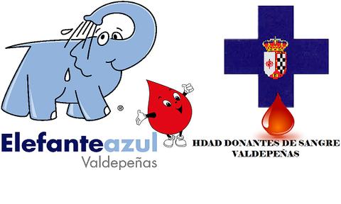 Elefante Azul Valdepeñas - Donantes de Sangre de Valdepeñas