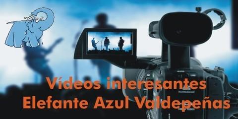 Elefante Azul Valdepeñas - Vídeos interesantes