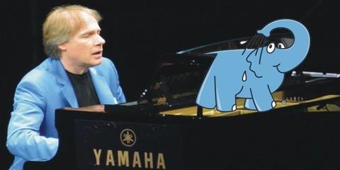 Elefante Azul Valdepeñas - Richard Clayderman - Centro de lavado de coches Elefante Azul Valdepeñas
