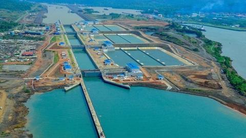 Elefante Azul Valdepeñas - Ampliación del Canal de Panamá - Centro de lavado de coches Elefante Azul Valdepeñas